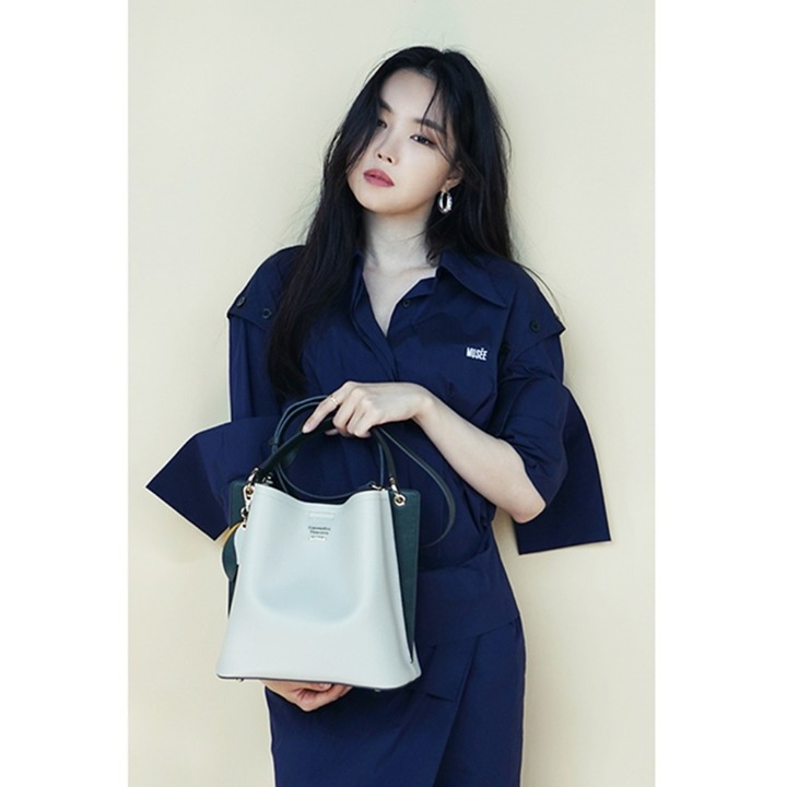 [손나은]Selene Shirt Dress